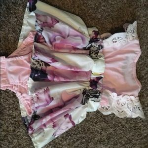 3-6 Month Baby Girl Dress